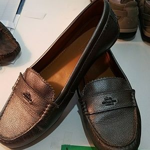 Coach loafers,  worn one weekend only!